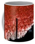 On The Abyss Coffee Mug