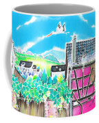 On The Alsace Wine Route Coffee Mug