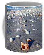 On The Beach Apple Murex Coffee Mug