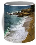 On The Beach - Dubrovnic Coffee Mug