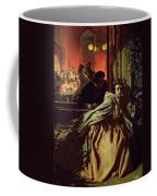 On The Brink, 1865 Coffee Mug