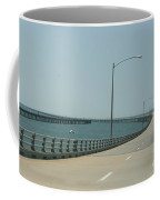On The Chesapeake Bay Bridge Coffee Mug