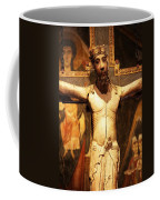 On The Cross Coffee Mug