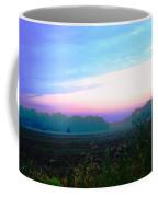 On The Edge Of A Storm Coffee Mug