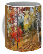 On The Edge Of The Forest Coffee Mug