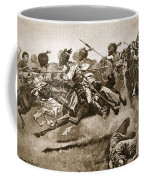On The Expedition To Pao-ting-fu A Coffee Mug by Stanley L. Wood