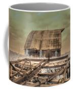 On The Farm Coffee Mug by Jane Linders