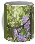 On The Fence Coffee Mug by Kim Hojnacki