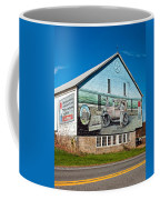 On The Lincoln Highway Coffee Mug