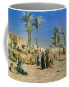 On The Outskirts Of Cairo Coffee Mug