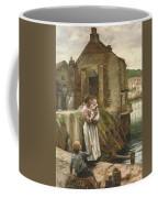 On The Quay Newlyn Coffee Mug