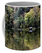 On The River Four Coffee Mug