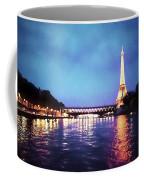 On The River Seine Coffee Mug