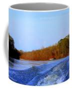 On The Rivers Bend Coffee Mug