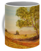 On The Road To Broken Hill Nsw Australia Coffee Mug