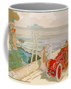 On The Road To Naples Coffee Mug