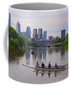 On The Schuylkill Coffee Mug