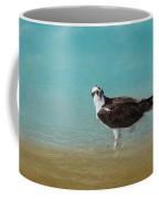 On The Shore - Osprey Coffee Mug