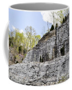 On The Side Of The Mountain Coffee Mug