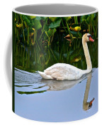 On The Swanny River Coffee Mug