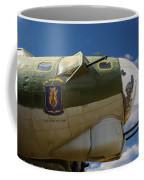 On The Tarmac B-17g Coffee Mug