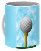 On The Tee Coffee Mug