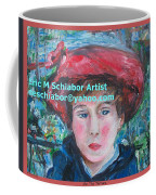 On The Terrace Renoir Rendition Coffee Mug