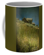 On The Top Of Grassy Hill Coffee Mug