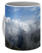 On The Top Of The World... Coffee Mug
