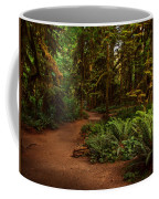On The Trail To .... Coffee Mug
