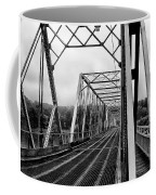 On The Washingtons Crossing Bridge Coffee Mug