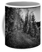 On The Way To Cary Lake Coffee Mug by David Patterson