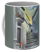 On The Way To Mamma's House In Castelluccio Italy Coffee Mug