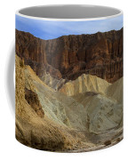 On The Way To Sunday Services Red Cathedral In Death Valley National Park Coffee Mug