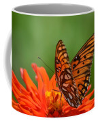 On The Wings Of A Butterfly Coffee Mug