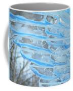 On The Wings Of A Winter Wind Coffee Mug