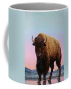 On Thin Ice Coffee Mug by James W Johnson