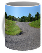 On To The Gravel Road Coffee Mug