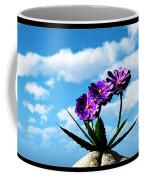 On Top Of The World... Coffee Mug