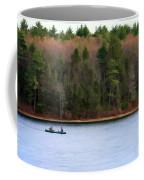 On Walden Pond Coffee Mug by Jayne Carney