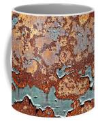 Once Painted Coffee Mug