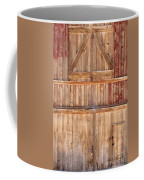 Once Red Doors Coffee Mug