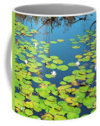 Once Upon A Lily Pad Coffee Mug