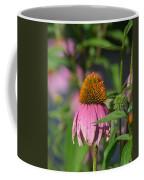 One Among The Coneflowers Coffee Mug