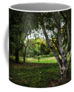 One Autumn Day - Central Park - Nyc Coffee Mug