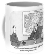 One Businessman To Another Coffee Mug