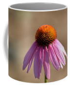 One Coneflower Coffee Mug