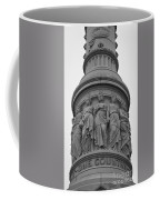 One Country Yorktown Coffee Mug by Teresa Mucha