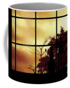 One Crow Outside My Window Coffee Mug