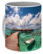 One Day At Heaven Coffee Mug